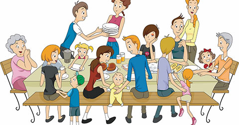 4 cách để giải tỏa căng thẳng khi gia đình sum họp trong các kỳ nghỉ
