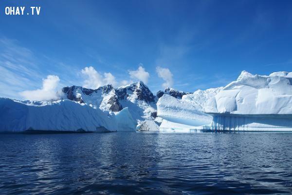 Nơi lạnh nhất hành tinh