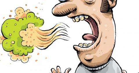 10 lý do khiến bạn bị hôi miệng