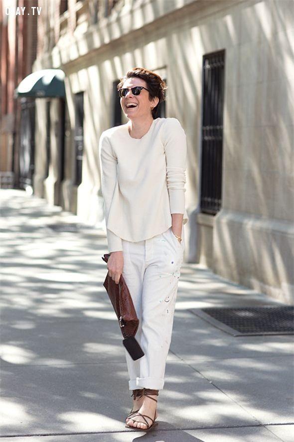 Garance Doré (sinh năm 1975) - blogger thời trang người Pháp hiện sống tại New York.