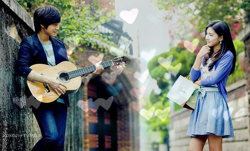Chắp cánh tình yêu cùng đàn guitar