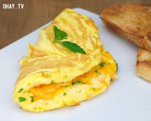 ảnh trứng chiên,sản xuất trứng,gà công nghiệp