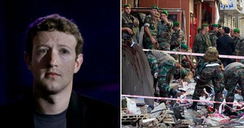 Tại sao Mark Zuckerberg đổi avatar hiệu ứng cờ Pháp bị dân mạng chỉ trích?