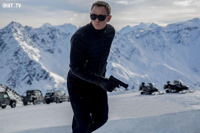 ảnh James Bond,Daniel Craig,Android,điệp viên 007