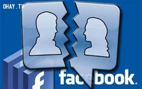 ảnh facebook,mặt trái của facebook,tình yêu,quan hệ tình cảm,tan vỡ vì facebook,chia tay vì facebook