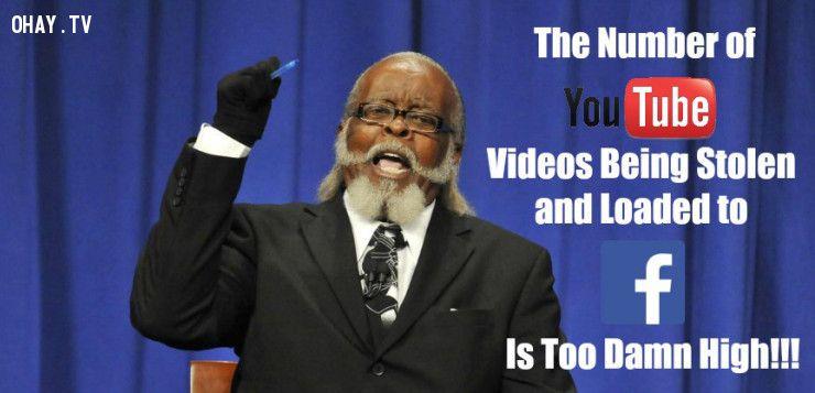 ảnh facebook,bản quyền video,bản quyền youtube,ăn cắp nội dung