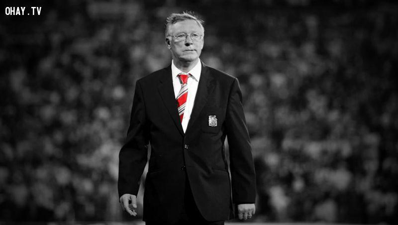 Những câu nói nổi tiếng nhất của Sir Alex Ferguson trong suốt sự nghiệp cầm quân của mình