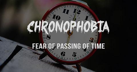 10 nỗi sợ hãi kỳ lạ phổ biến trong cuộc sống