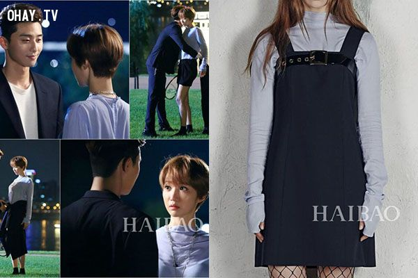 ảnh min ha ri,go joon hee,thời trang,mặc đẹp