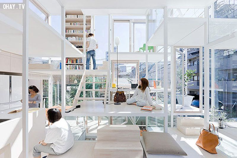 ảnh thiết kế nhà,thiết kế độc đáo,kiến trúc lạ