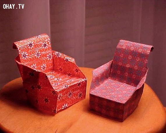 Ghế Origami