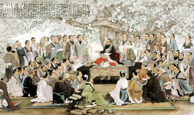 Lễ nghi ở Trung Quốc khi xưa