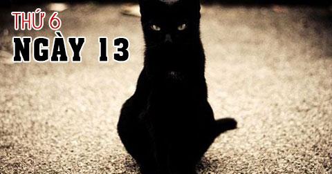 10 điều bạn không nên làm vào thứ Sáu ngày 13