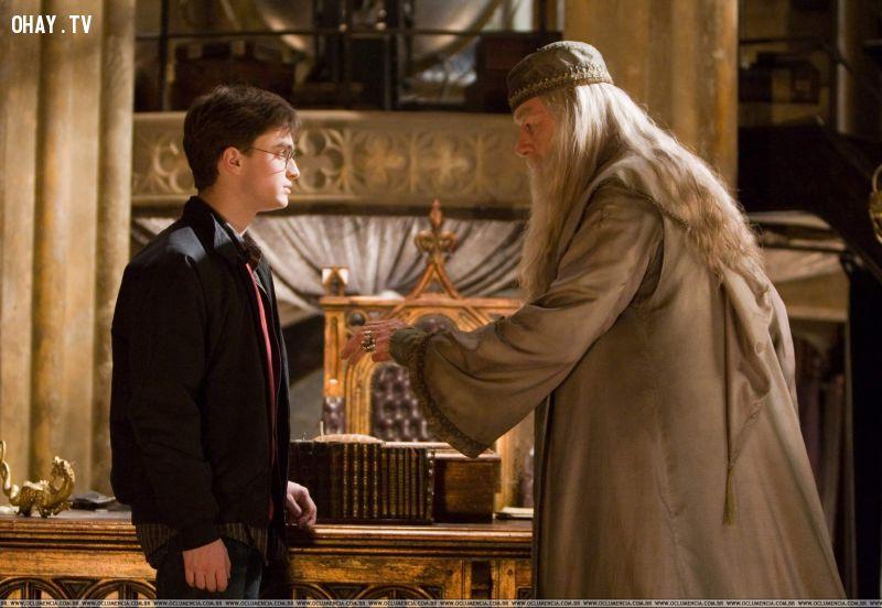 ảnh harry potter,bài học cuộc sống