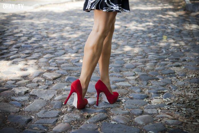 ảnh giày cao gót,phụ nữ