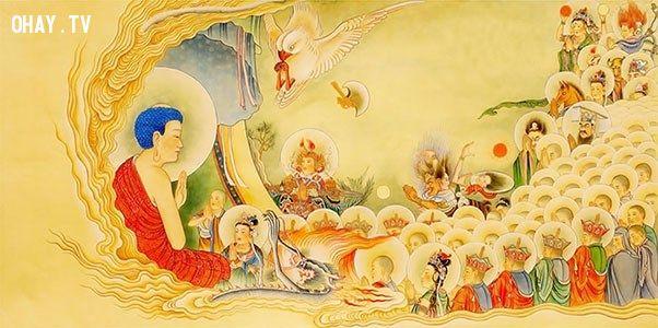 14 điều răn của nhà Phật thấm nhuần mọi triết lý cuộc đời
