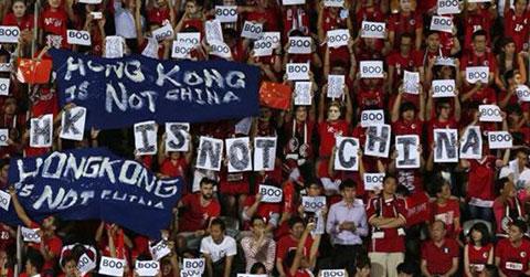 """Bài báo: \""""Hongkong is not China\"""" trở thành tâm điểm của truyền thông quốc tế"""