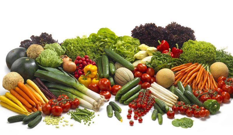 Cố gắng ăn thật nhiều rau nhé