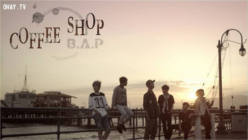 B.A.P Coffee shop
