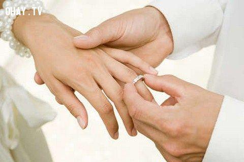 ảnh nhẫn cưới,tình yêu,nguồn gốc nhẫn cưới,cách đeo nhẫn cưới