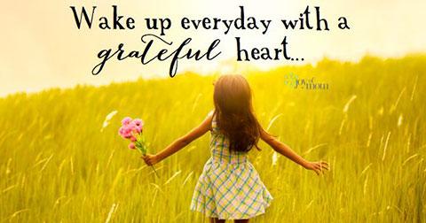 32 điều bạn nên cảm thấy biết ơn - P1