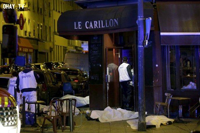 ảnh khủng bố,paris,pháp,khung bố paris