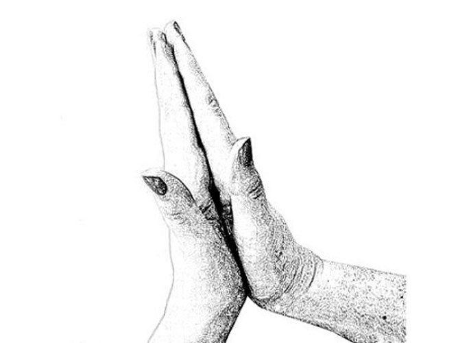 ảnh massage ngón tay,xoa bóp ngón tay