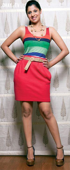 ảnh trang phục hợp dáng người,gợi ý cách mix đồ,cách chọn trang phục