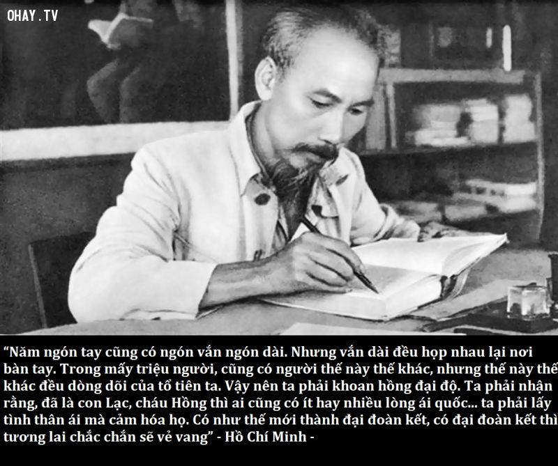 Thuật dùng người và sức cảm hóa con người của Chủ tịch Hồ Chí Minh