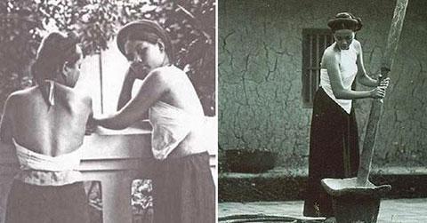 Quan điểm về một người phụ nữ đẹp qua các thời kì đã thay đổi như thế nào?