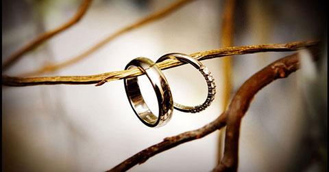 Tìm hiểu về nguồn gốc và cách đeo nhẫn cưới
