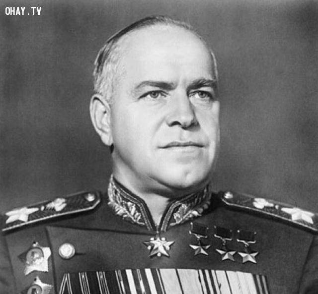 10 vị tướng kiệt xuất nhất mọi thời đại