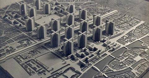 Những công trình kiến trúc vĩ đại chỉ tồn tại trên giấy – P1