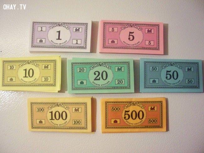 10 điều bạn chưa biết về tiền 2