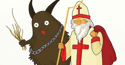 Bạn biết gì về Krampus - con quỷ đêm Giáng Sinh?