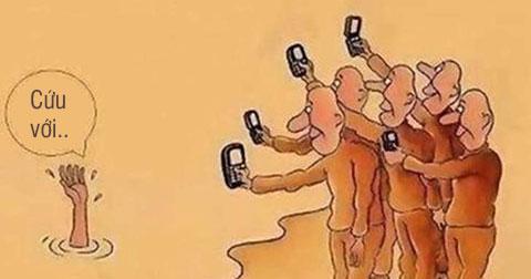 10 bức ảnh cho thấy công nghệ đang phá hủy cuộc sống của chúng ta như thế nào