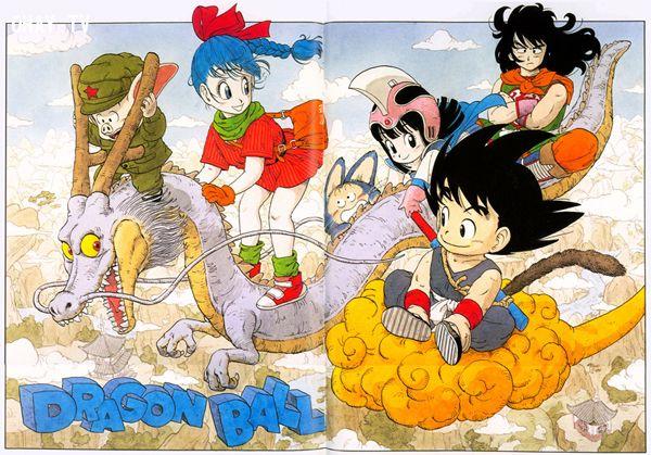 ảnh dragon ball,có thể bạn chưa biết,truyện tranh