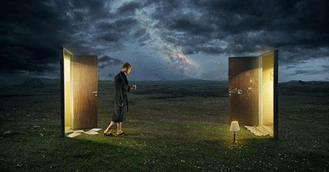 Những hình ảnh siêu thực thách thức trí tưởng tượng của bạn