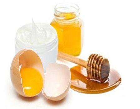 Mật ong và lòng trứng gà