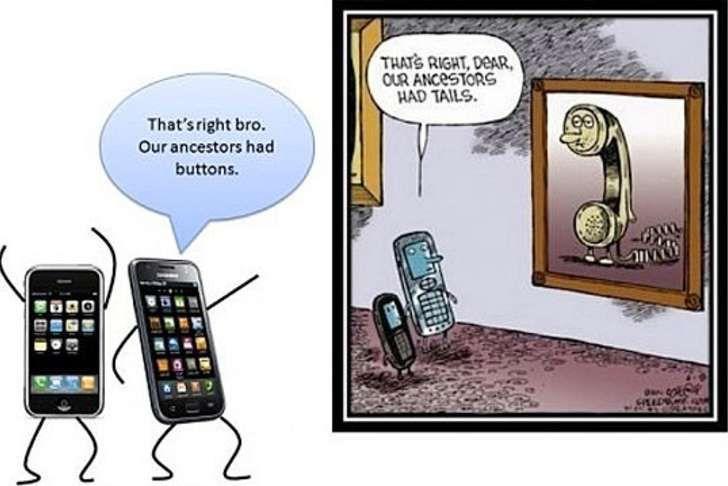10 bức ảnh biếm họa cho thấy công nghệ đang phá hủy cuộc sống của chúng ta như thế nào