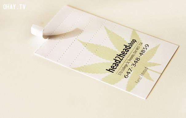 ảnh Business Card,Card visit,thiết kế độc đáo,sáng tạo