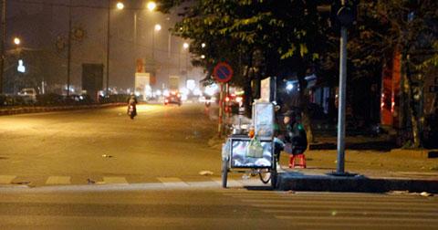 Những mảnh đời lạnh lẽo trong đêm Sài Gòn trở lạnh