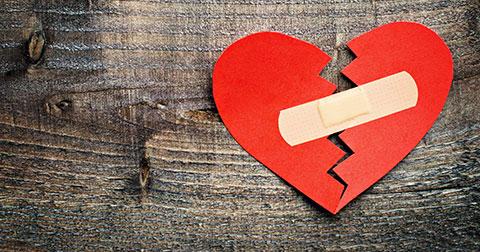 18 điều nên nhớ khi trái tim bạn bị tổn thương