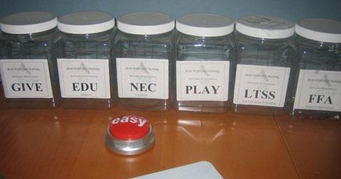 Mẹo quản lý tài chính cá nhân – phương pháp 6 chiếc hũ (Money Jars System)