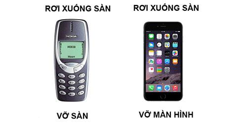 6 lý do nhiều người vẫn thích dùng điện thoại 'Cục gạch' hơn Smart phone