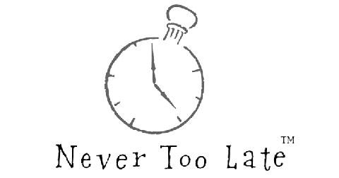 Không bao giờ quá muộn để làm những điều tuyệt vời!