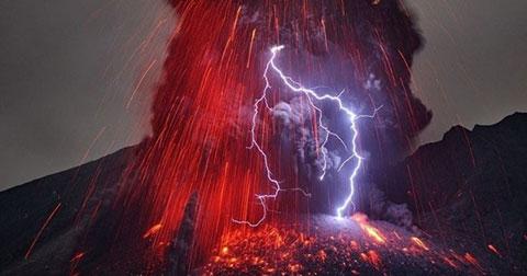 19 hiện tượng thiên nhiên kỳ bí trên trên thế giới