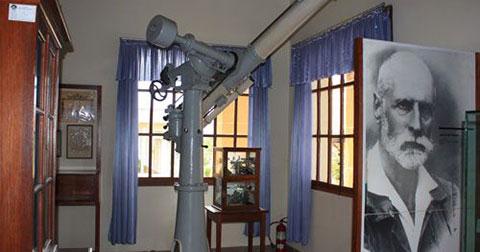 Lần đầu thăm Bảo tàng Yersin Nha Trang