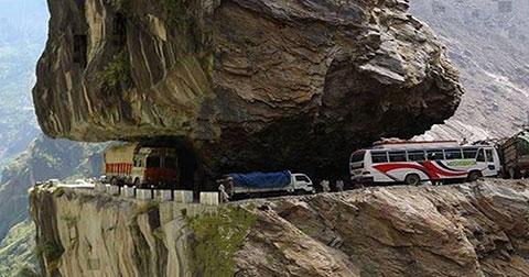 Top 10 con đường nguy hiểm nhất Thế Giới