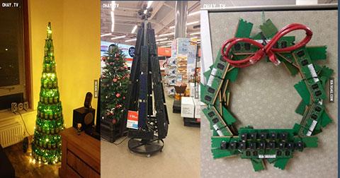 Giáng Sinh sắp đến và bạn cần gợi ý cách trang trí nhà cửa?